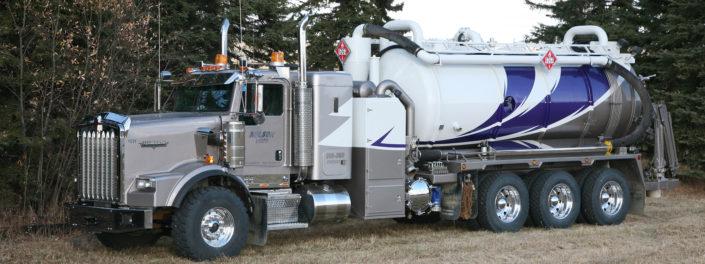Hydrovac Trucks
